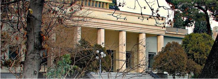 Russian Embassy Tehran